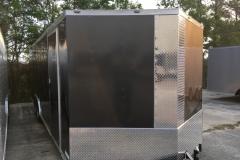 8.5x24 Anvil Charcoal GreyIMG_4653 Anvil Trailers