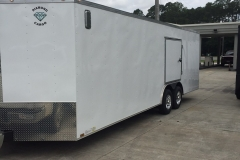 Diamond Cargo 8.5 x 24 Car Hauler