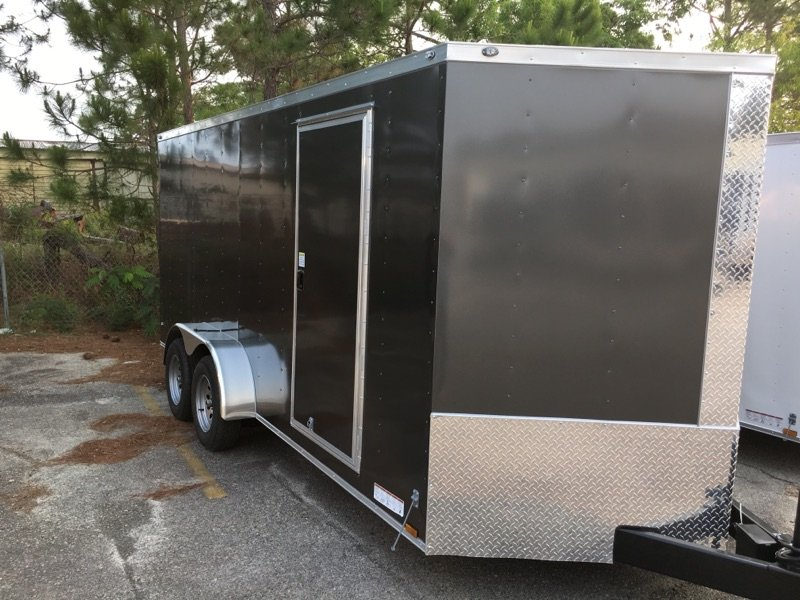 Anvil Cargo Trailer from Shore2Shore Trailers Douglas GA