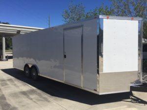Cynergy Cargo Trailer